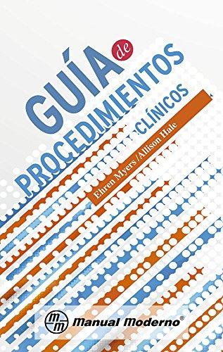 9786074483888: Guia De Procedimientos Clinico
