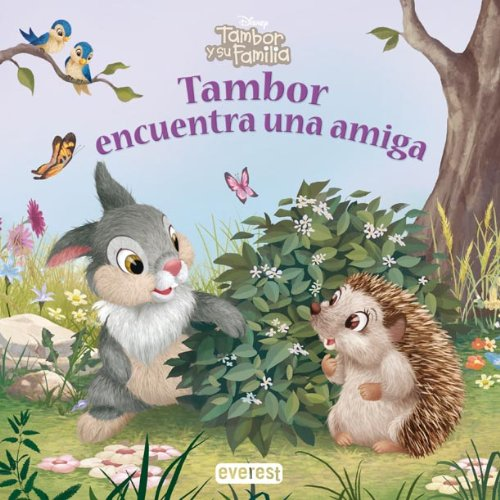 9786074490251: TAMBOR ENCUENTRA UNA AMIGA (Spanish Edition)