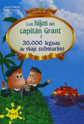 Los hijos del capitan Grant y 20,000: Julio Verne