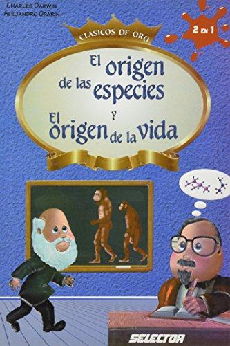 9786074531305: El origen de las especies y el origen de la vida (Spanish Edition)