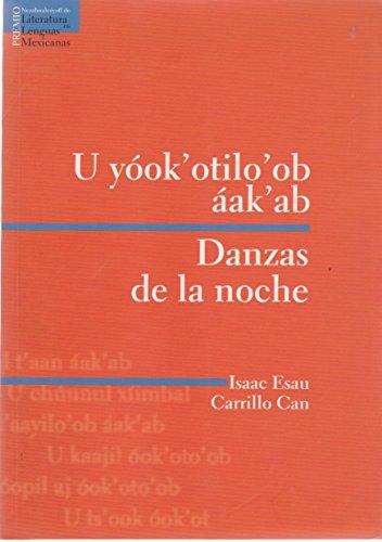 Danzas de la noche (Spanish Edition): Can, Isaac Esau