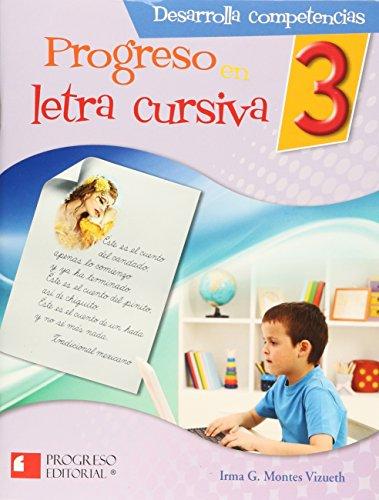 9786074560688: LETRA CURSIVA 3