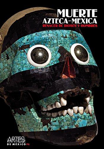 9786074610451: Muerte Azteca-Mexica / Aztec-Mexica Death: Renacer de dioses y hombres / Rebirth of Gods and Men: 96
