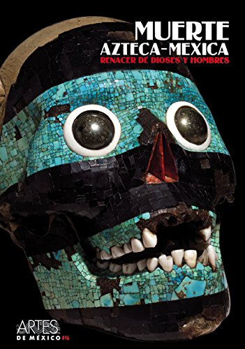 9786074610451: Muerte azteca-mexica. Artes de Mexico # 96 (bilingual: Spanish/English) (Spanish and English Edition)