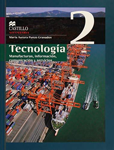 9786074630794: TECNOLOGIA 2 SEC. (CASTILLO) 2013