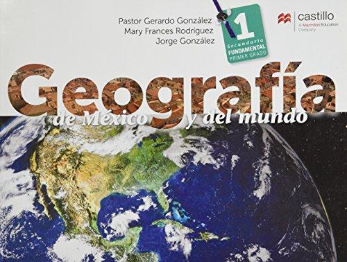 9786074635751: Geo de Mex y del Mundo 1 Fund SB1E MA
