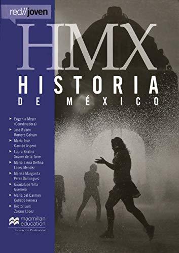 9786074636536: Historia de Mex Red Joven SB 1E MA