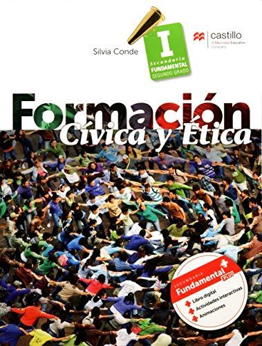 9786074637731: FORMACION CIVICA Y ETICA 1/2 SEC FUNDAME