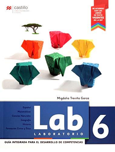 9786074638431: Lab 6 Guia Integrada Para El Desarrollo De Competencias. Primari