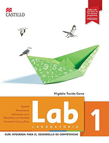 9786074638516: Lab 1 Guia Integrada Para El Desarrollo De Competencias. Primari