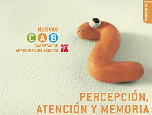9786074711967: nueva cab 2: percepcion, atencion y memori
