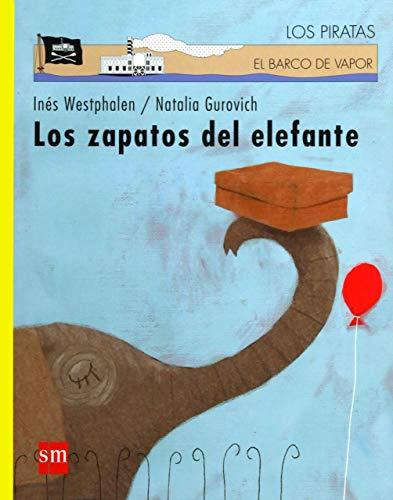 9786074714203: Zapatos del elefante, Los