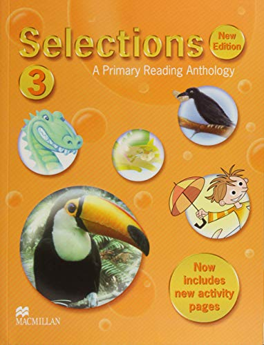 9786074730876: Selections 3 Student Book