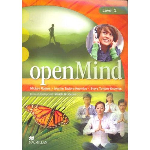 9786074731118: OPEN MIND Level 1 Student's Book- This is a Four-Level Series in American English