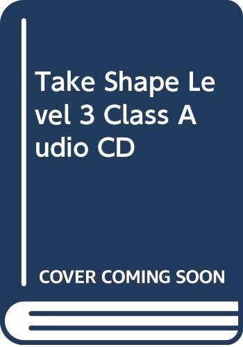9786074732061: Take Shape Level 3 Class Audio CD