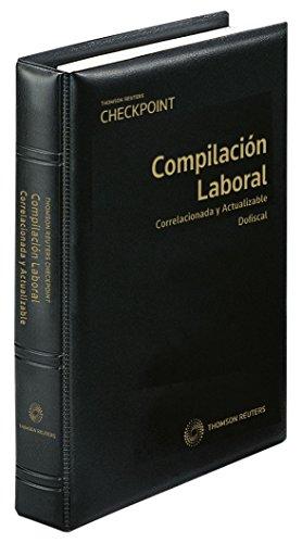 9786074742480: COMPILACION LABORAL CORRELACIONADA Y ACTUALIZABLE