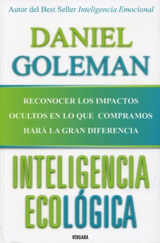9786074800326: Inteligencia Ecologica (Spanish Edition)
