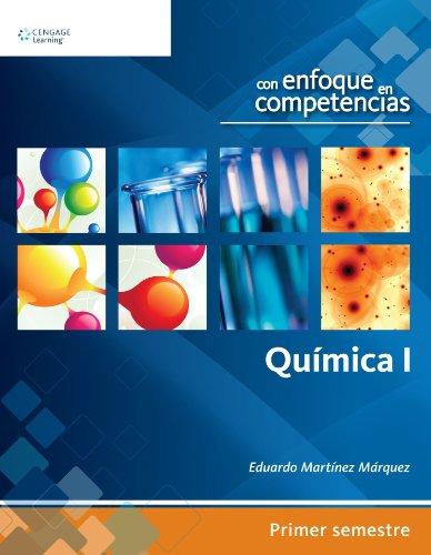 9786074811018: QuÃmica 1: Primera edición (Spanish Edition)