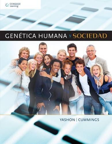 9786074812343: Genetica Humana y Sociedad
