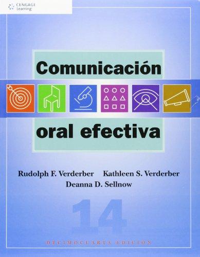 9786074812435: Comunicacion Oral Efectiva (Spanish Edition)