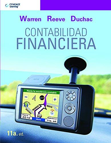 Contabilidad Financiera (Spanish Edition): Carl S. Warren