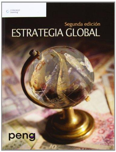 Estrategia Global: Mike W. Peng