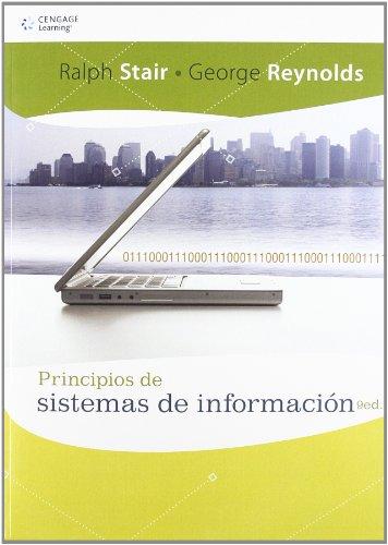 Principios de Sistemas de Informacion (Spanish Edition): Stair