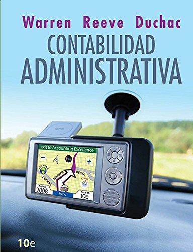 9786074812688: Contabilidad Administrativa (English and Spanish Edition)