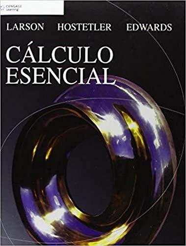 9786074812695: Calculo esencial