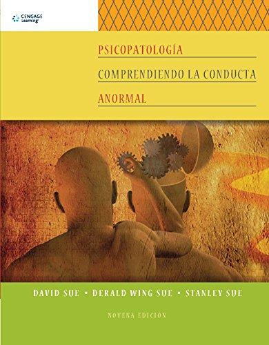 9786074812848: Psicopatologia: Comprendiendo la Conducta Anormal