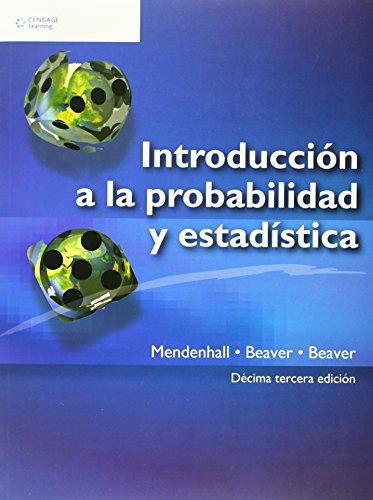 9786074813050: Introduccion a la Probabilidad y Estadistica (Spanish Edition)