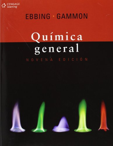 Quimica General (English and Spanish Edition): Darrell D Ebbing