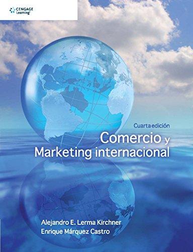9786074813210: Comercio Y Marketing Internacional