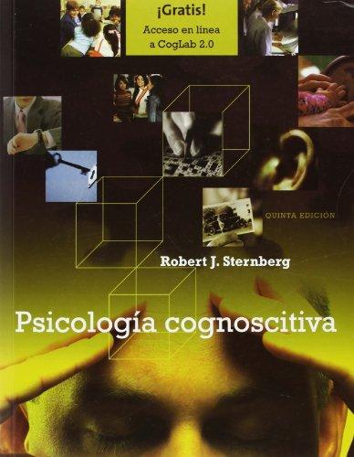 9786074813739: PSICOLOGIA COGNOSCITIVA 5'EDICI