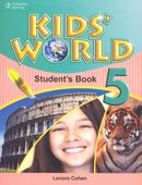 9786074814835: KIDS WORLD 5 STUDENTS BOOK