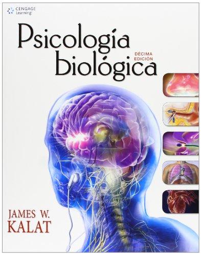 9786074814897: Psicología Biológica - 10ª Edición
