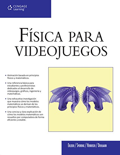 9786074815061: Fisica para Videojuegos