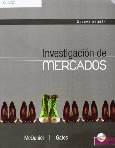 9786074815283: Investigación De Mercados - 8ª Edición (+ CD)