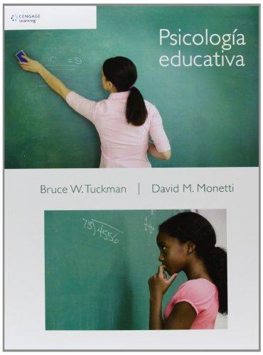 Psicologia Educativa (Paperback): Bruce W. Tuckman, David M. Monetti