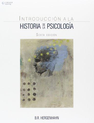 9786074815726: Introduccion a la Historia Dela Psicologia