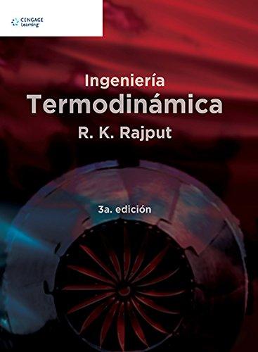 9786074816099: Ingenieria Termodinámica - 3ª edición