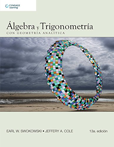 9786074816129: Álgebra Y Trigonometría - 13ª Edición