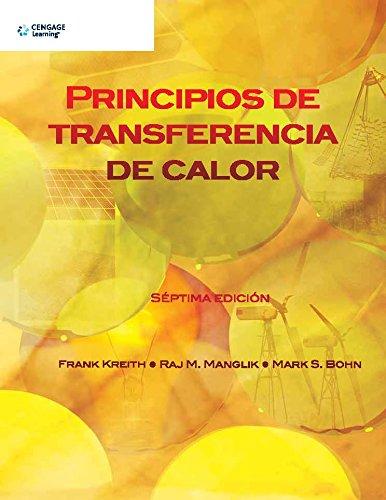 9786074816150: Principios De Transferencia De Calor - 7ª Edición