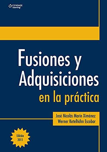 9786074816655: fusiones y adquisiciones en la practic