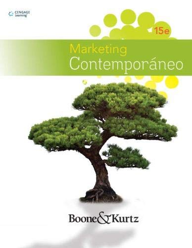 9786074817126: Marketing Contemporáneo - 15ª Edición