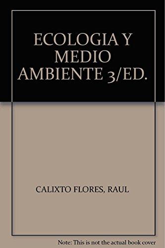 9786074817201: ECOLOGIA Y MEDIO AMBIENTE 3/ED.