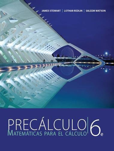 Precalculo (Spanish Edition): James Stewart