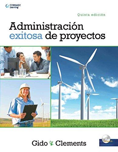 9786074817881: Administración Exitosa De Proyectos - 5ª Edición (+ CD)