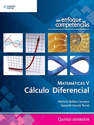 9786074818345: Matematicas V: Con Enfoque En Competencias Para Quinto Semestre