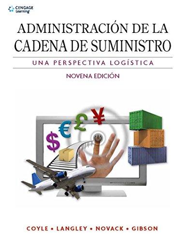 9786074818918: Administracion De La Cadena De Suministr [Nov 04, 2012] Coyle John